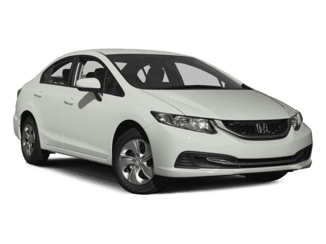 2015 Honda Civic LX FWD 4D Sedan Bosak Honda Highland
