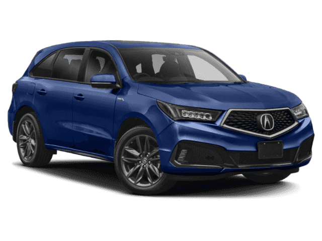 New 2019 Acura MDX A-Spec SH-AWD