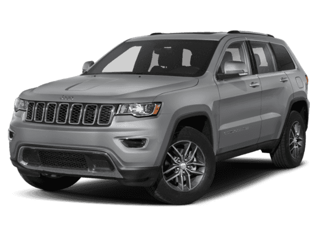 New 2020 JEEP Grand Cherokee Limited 4x4 Sport Utility