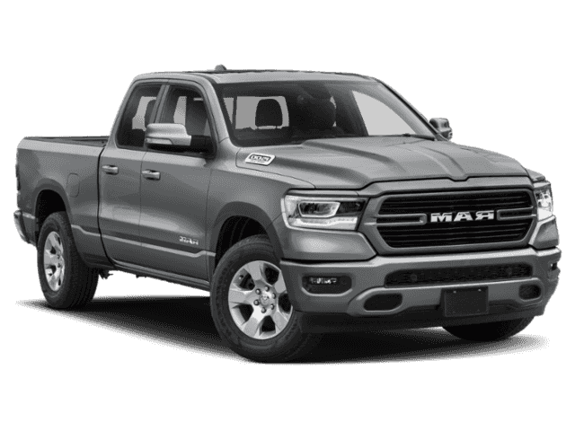 New 2019 Ram 1500 Big Horn Quad Cab | Back-up Camera
