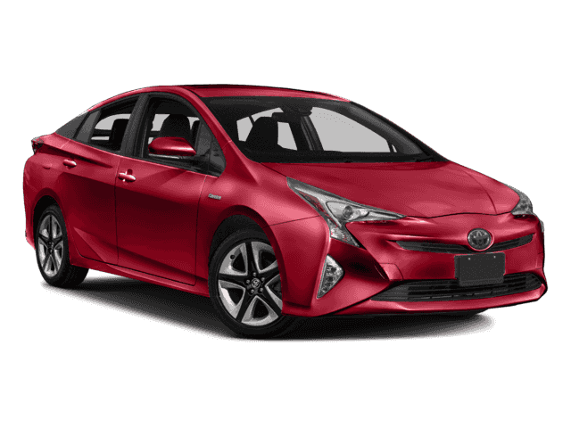 New 2018 Toyota Prius Three Touring Hatchback With Navigation