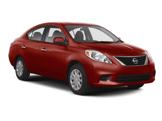 Pre-Owned 2012 NISSAN VERSA