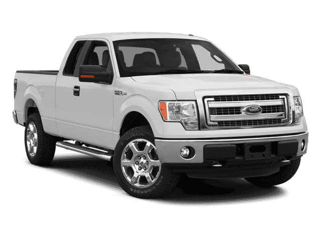 Pre-Owned 2013 Ford F-150 4WD SuperCab 145 Lariat