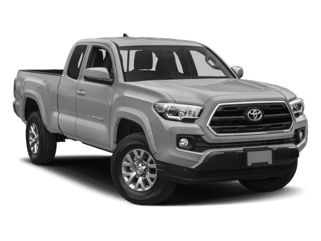 New 2018 Toyota Ta a SR5 Extended Cab Pickup in Culver City
