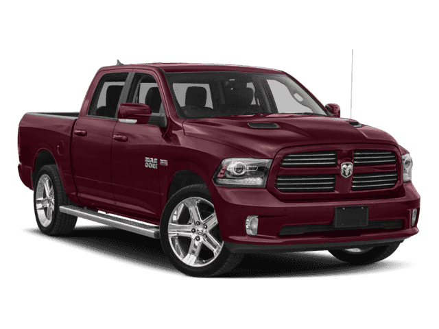 "NEW 2018 RAM 1500 NIGHT CREW CAB 4X4 5'7"" BOX"