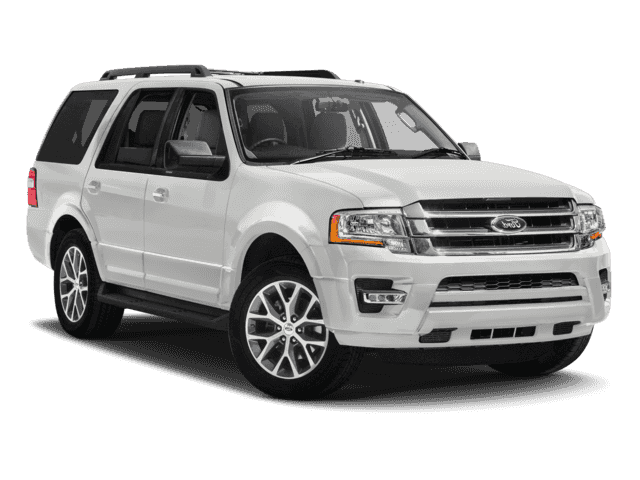 New 2017 Ford Expedition XLT 4WD