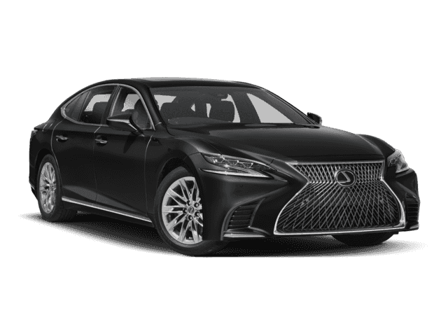 New 2018 Lexus LS 500 Base