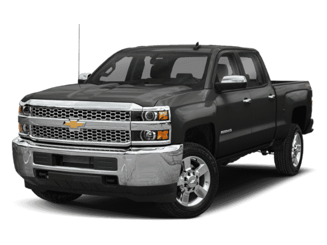 New 2019 Chevrolet Silverado 2500 Crew 4x4 LTZ Standard Box Four Wheel Drive Pick up - Demo