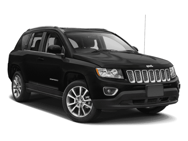 Perfect New 2017 JEEP Compass MK