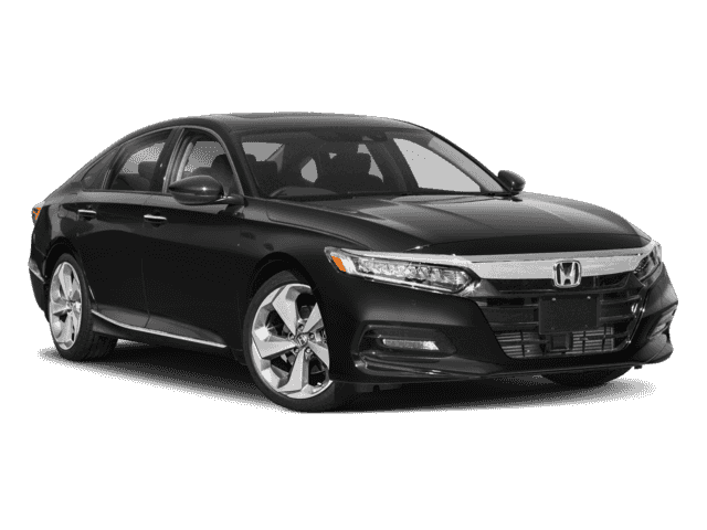 New 2018 Honda Accord Sedan 1.5T Touring CVT Front Wheel Drive 4-Door Sedan