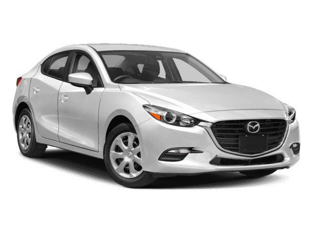 New 2018 Mazda3 4-Door SPORT PLUS