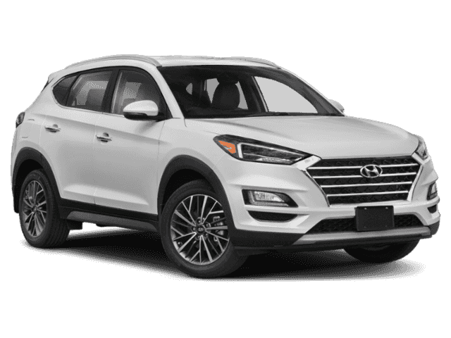 New 2020 Hyundai Tucson LIMITED 4WD 4 Door Wagon