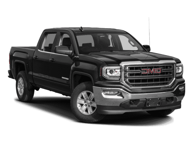 New 2018 GMC Sierra 1500 SLE - SiriusXM - Heated Seats - $326.11 B/W