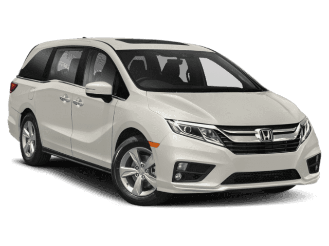New 2020 Honda Odyssey EX-L with Navigation and RES