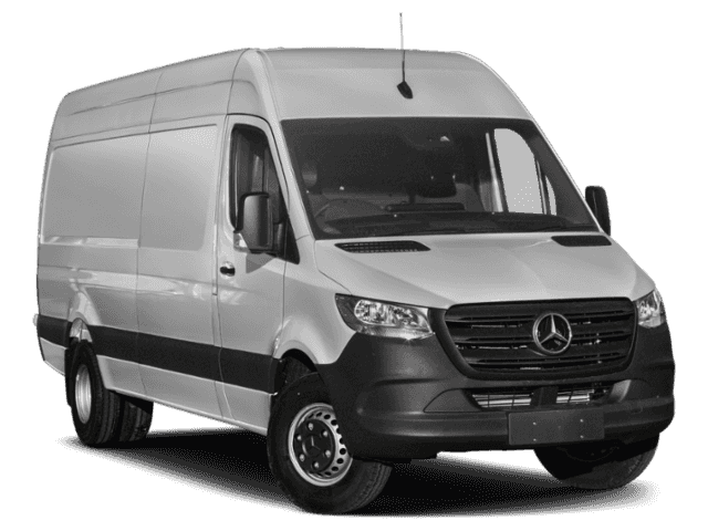 New 2020 Mercedes-Benz Sprinter 3500 Cargo Van