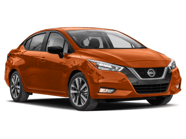 New 2020 Nissan Versa 1 6 Sv Fwd 4d Sedan