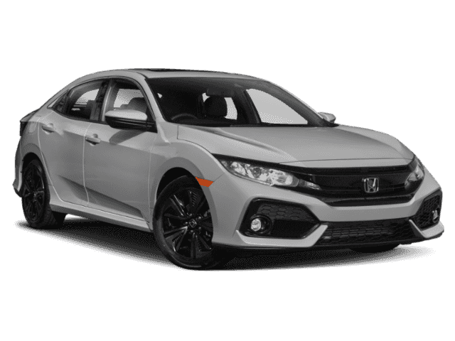 New 2019 Honda Civic EX-L w/Navi