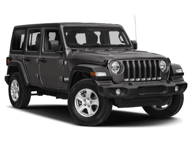 New 2019 JEEP Wrangler JEEP WRANGLER UNLIMITED SAHARA