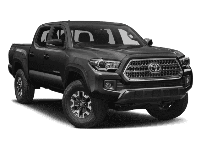 New 2018 Toyota Tacoma TRD Off Road Double Cab 5' Bed V6 4 Double Cab 4WD