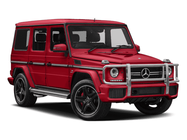 New 2018 Mercedes-Benz G 63 AMG®