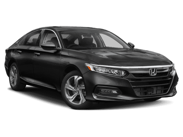 New 2019 Honda Accord EX FWD 4D Sedan