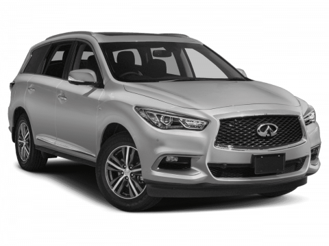 New 2019 INFINITI QX60 LUXE FWD Sport Utility