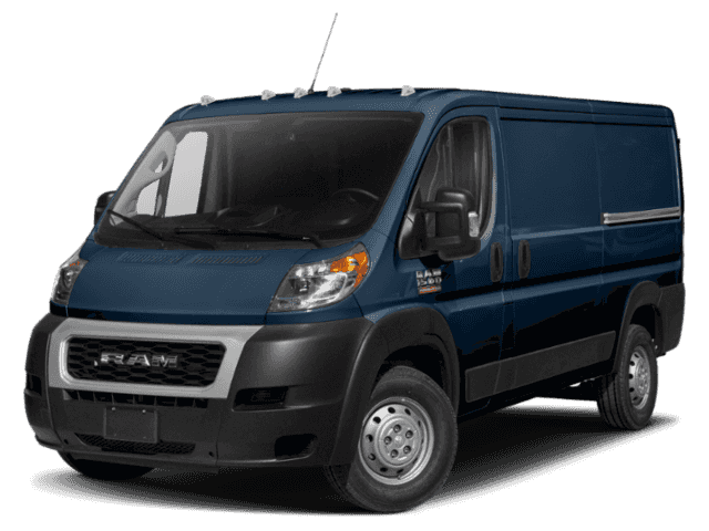 New 2020 RAM ProMaster 1500 Low Roof 136 WB