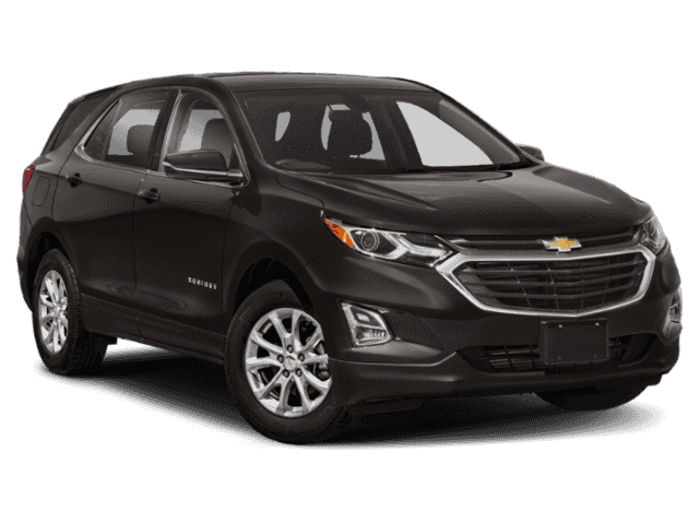 New 2020 Chevrolet Equinox AWD 4dr LT w/2LT