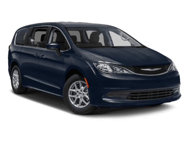 New 2017 Chrysler Pacifica LX FWD 4D Wagon