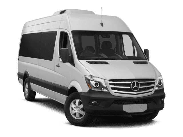 New Mercedes-Benz Sprinter 2500 Crew Van