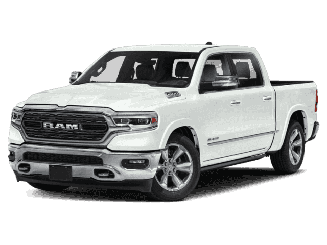 New 2020 RAM 1500 Limited 4x4 Crew Cab 5'7