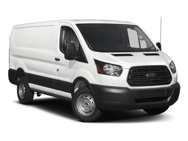 2018 Ford Transit Van Base w/60/40 Pass-Side Cargo Doors Mini-van, Cargo