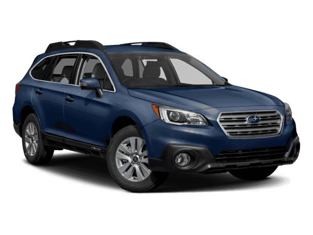 New 2017 Subaru Outback 2.5i