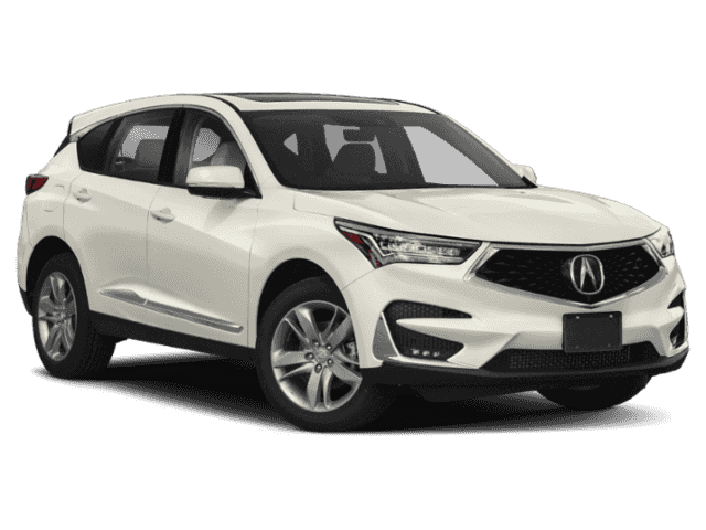 New 2020 Acura RDX Advance Package With Navigation & AWD
