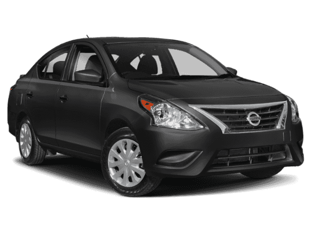 New 2019 Nissan Versa 1.6 S FWD 4D Sedan