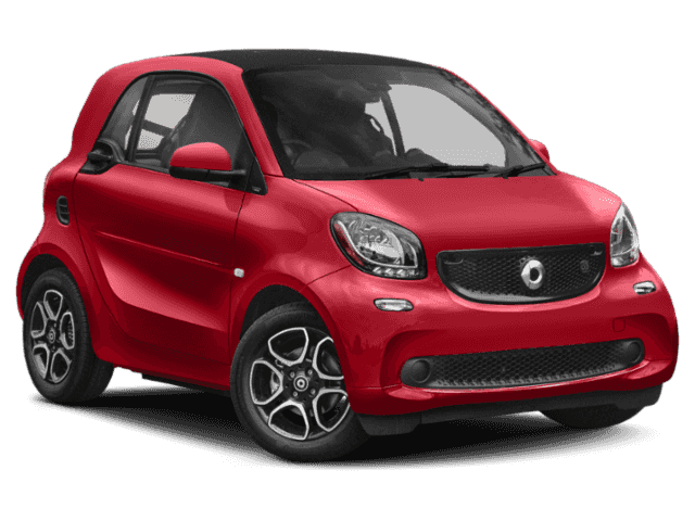 New 2019 smart EQ fortwo cpé