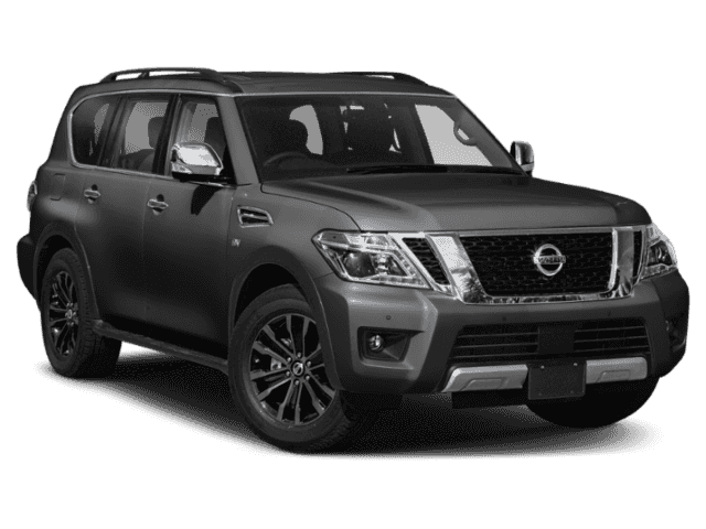 New 2019 Nissan Armada Platinum Suv In Roswell K9758701 Regal Nissan