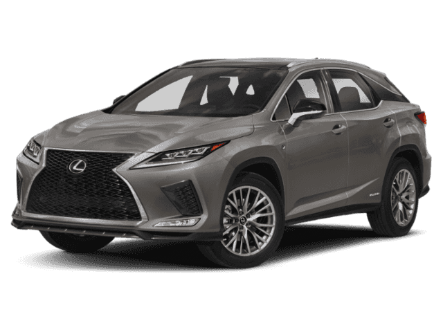 New 2020 Lexus RX 450h F SPORT Performance