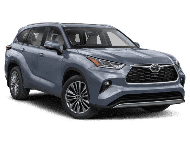 New 2020 Toyota Highlander PLATINUM 2WD 4 (In-Transit To Dealership)