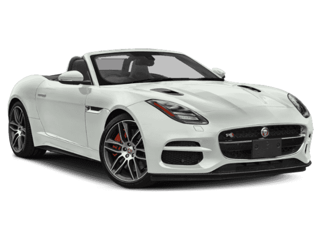 New 2020 F-TYPE 300 Convertible