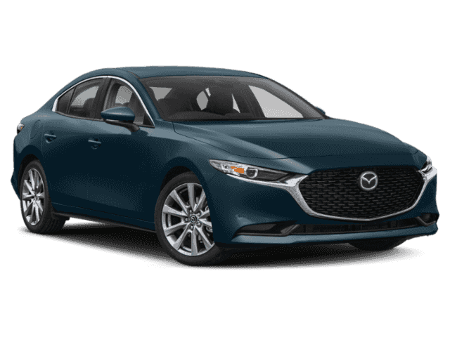 New 2020 Mazda3 Select Base