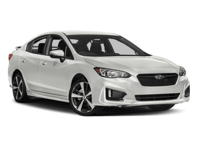 new 2018 subaru impreza sport with starlink sedan in. Black Bedroom Furniture Sets. Home Design Ideas