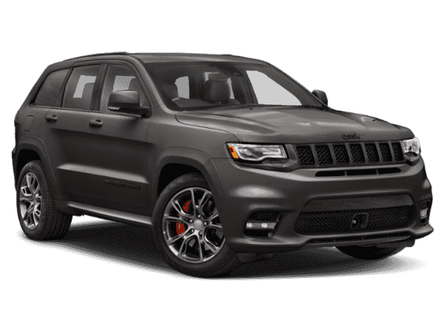 New 2020 Jeep Grand Cherokee SRT 6.4L Hemi | Sunroof | Navigation |