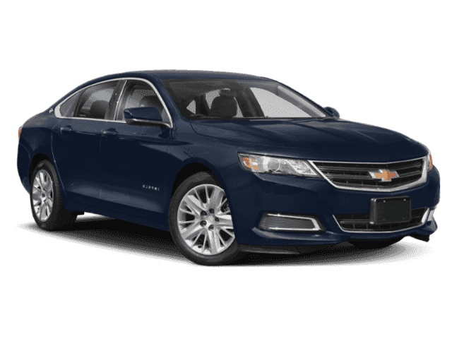 New 2019 Chevrolet Impala Premier FWD 4D Sedan