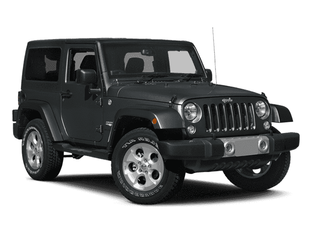 Pre-Owned 2014 JEEP WRANGLER SPORT