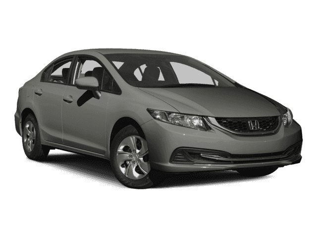 Pre-Owned 2015 Honda CIVIC LX Sedan 4