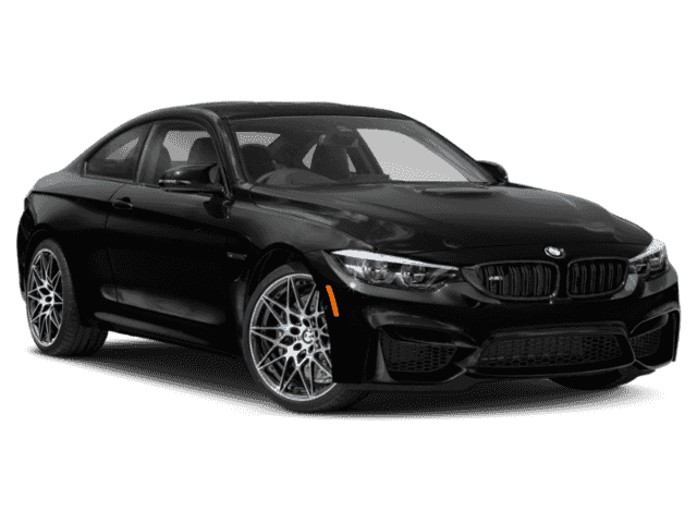 Bmw M4 Coupe 2020 Black