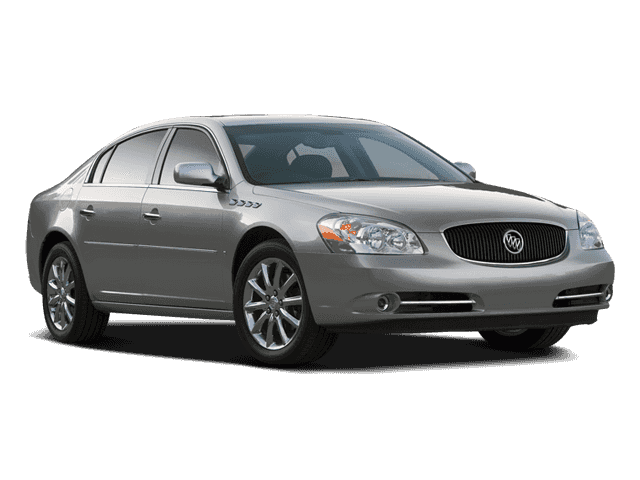 Pre-Owned 2008 BUICK LUCERNE CX Sedan 4