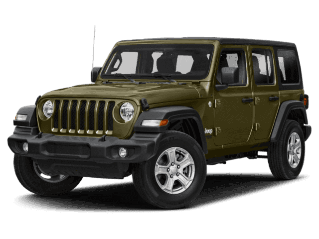 New 2020 JEEP Wrangler Unlimited Rubicon With Navigation