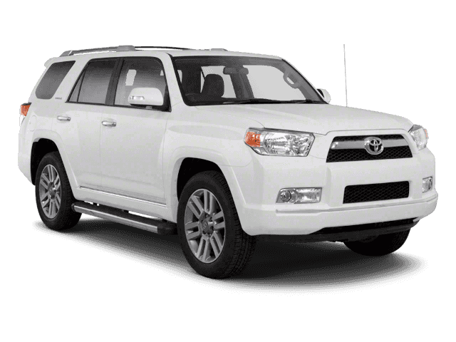Pre-Owned 2013 Toyota 4Runner Limited 4WD 4D Sport Utility